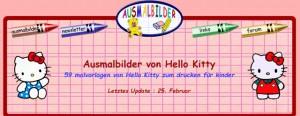 Ausmalbilder Hello Kitty
