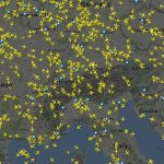 Flugzeuzge online verfolgen mit Flightradar24