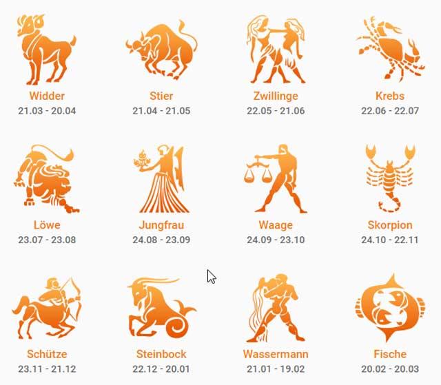 Online Horoskop Kostenlos