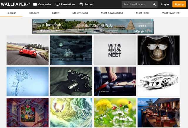 Wallpaper Hintergrundbilder Wallpaperup
