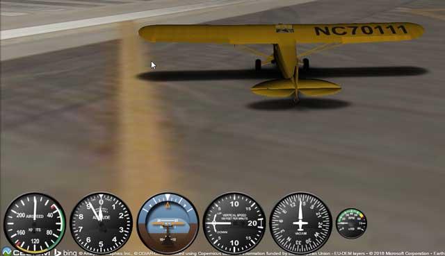 Online Flugsimulator